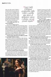 Hailee Steinfeld - ELLE Magazine Italy January 2021 Issue