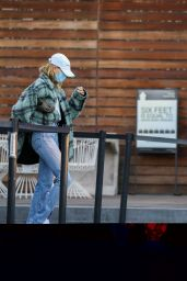 Hailey Rhode Bieber and Justin Bieber - Christmas Shopping at Maxfield in West Hollywood 12/15/2020