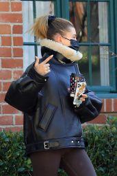 Hailey Rhode Bieber - Out in LA 12/14/2020