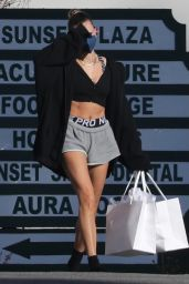 Hailey Rhode Bieber - Out in Los Angeles 12/26/2020