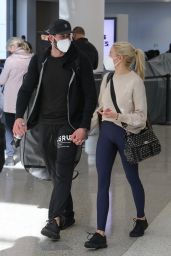 Heather Rae Young - LAX in LA 12/17/2020
