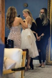 Heather Rae Young - Wedding Dress Shopping with Chrishell Stause in LA 12/09/2020