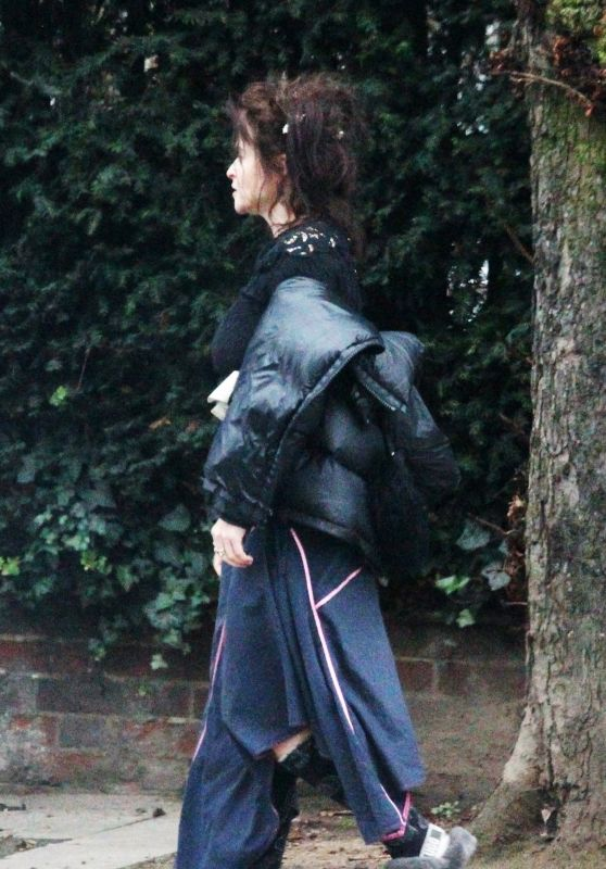 Helena Bonham Carter - Hampstead 12/28/2020