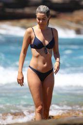 Helena Sauzier at Tamarama Beach in Sydney 12/08/2020