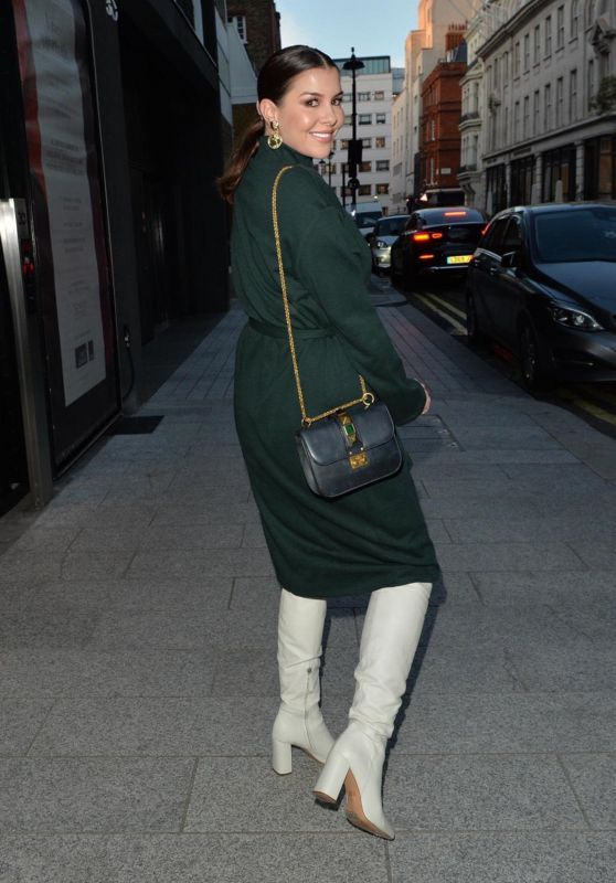 Imogen Thomas - Cecconi Restaurant in Mayfair 12/10/2020