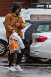Jade Thirlwall - Shopping in Newcastle upon Tyne 12/27/2020