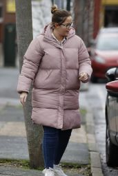 Jaqueline Jossa - Shopping for Christmas in Essex 12/22/2020