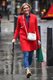 Jenni Falconer - Out in London 12/23/2020