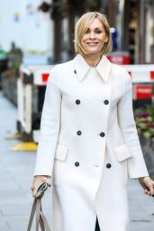 Jenni Falconer - Out in London 12/24/2020