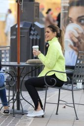 Jennifer Lahmers - Christmas Shopping at The Grove in LA 12/13/2020