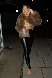 Jess Gale and Eve Gale - Night Out in London