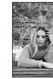 Jessica Rothe - Rose & Ivy Journal 2020