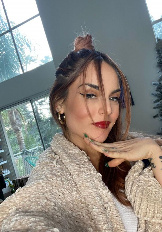 Joanna JoJo Levesque Live Stream Video and Photos 12/14/2020