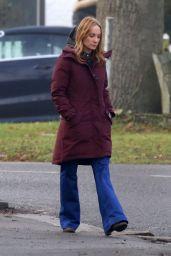 """Joanne Froggatt - """"Angela Black"""" Set in London 12/08/2020"""