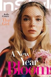 Jodie Comer - Instyle Magazine January 2021