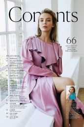 Jodie Comer - Marie Claire Australia January 2021 Issue