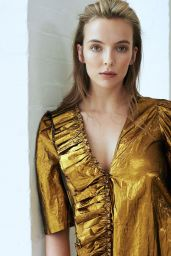 Jodie Comer - Marie Claire Australia January 2021 Photos