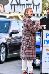 Josie Canseco - Shopping on Melrose Avenue in LA 12/27/2020