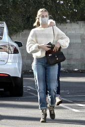 Julianne Hough - Gets Coffee in LA 12/26/2020