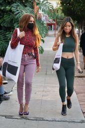 Kai Morris - Shopping at Isabel Marant in West Hollywood 12/22/2020