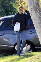 Kaia Gerber - Out in West Hollyood 12/04/2020