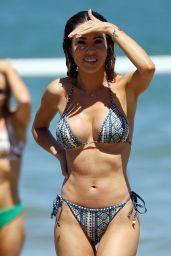 Kasey Osborne and Kelly Burke at Four Mile Beach in Port Douglas 12/06/2020
