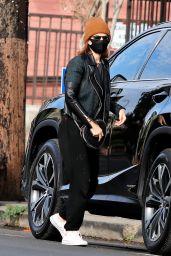 Kate Mara Casual Style - Los Angeles 12/13/2020