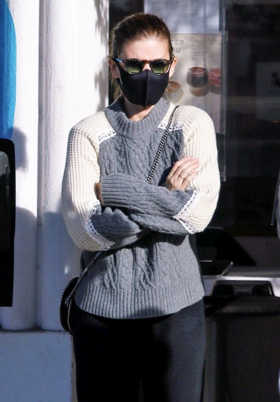 Kate Mara - Out in Los Angeles 12/14/2020