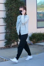 Kate Mara - Out in Los Angeles 12/15/2020