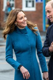 Kate Middleton - Holy Trinity Church of England First School in Berwick-Upon-Tweed 12/07/2020