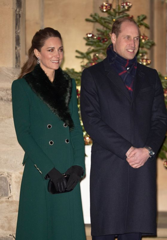 Kate Middleton - Members of the Royal Family Thank Volunteers and Key Workers at Windsor Castle 12/08/2020