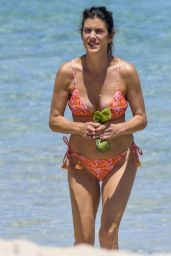 Kate Walsh at the Beach in Perth 12/22/2020