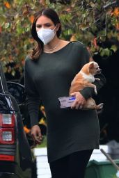 Katharine McPhee - Out in Beverly Hills 12/21/2020