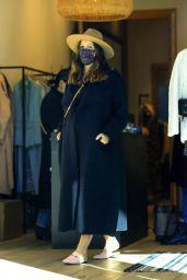 Katharine McPhee - Shopping in Beverly Hills 12/28/2020