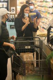 Katharine McPhee - Shopping in Bristol Farms 12/03/2020