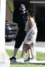 Katherine Schwarzenegger and Chris Pratt - Out in Brentwood 12/13/2020