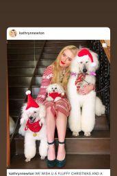 Kathryn Newton 12/24/2020