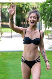 Katie Waissel in a Bikini 12/22/2020
