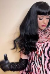 Katy Perry Outfit 12/14/2020
