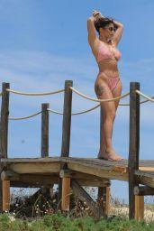 Kayleigh Morris on the Beach in Nicosia, Cyprus 12/20/2020