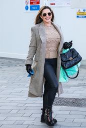 Kelly Brook - Out in London 12/08/2020