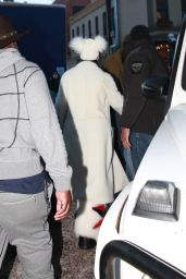 Kendall Jenner and Kylie Jenner - Shopping at the Prada Store in Aspen 12/30/2020