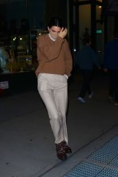 Kendall Jenner - Out in New York 12/03/2020