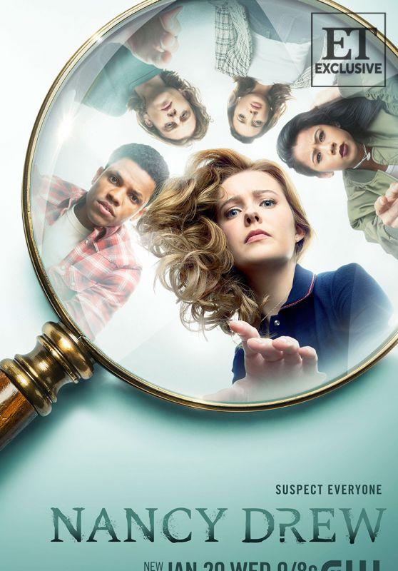 """Kennedy McMann - """"Nancy Drew"""" Season 2 Poster"""