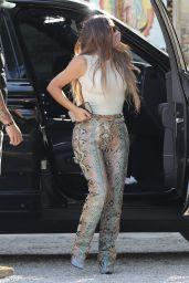 Kim Kardashian – Out in Malibu 12/12/2020