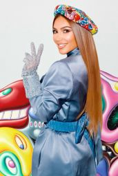 Kim Kardashian Outfit 12/09/2020
