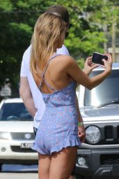Kimberley Garner - Out in Holetown, St James 12/19/2020