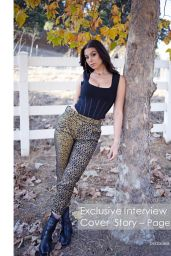 Kira Kosarin - A-List Nation Magazine December 2020
