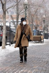 Kyle Richards - Out in Aspen 12/28/2020