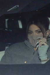 Kylie Jenner - Out in Beverly Hills 12/19/2020